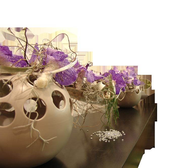 vanda formation c line jouve formation fleuriste composition florale mariage deuil petits. Black Bedroom Furniture Sets. Home Design Ideas